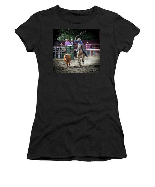 Cowboy In Action#1 Women's T-Shirt