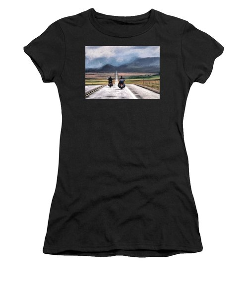 Roll Me Away Women's T-Shirt