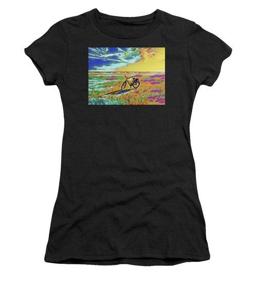 Rollin' Away Women's T-Shirt