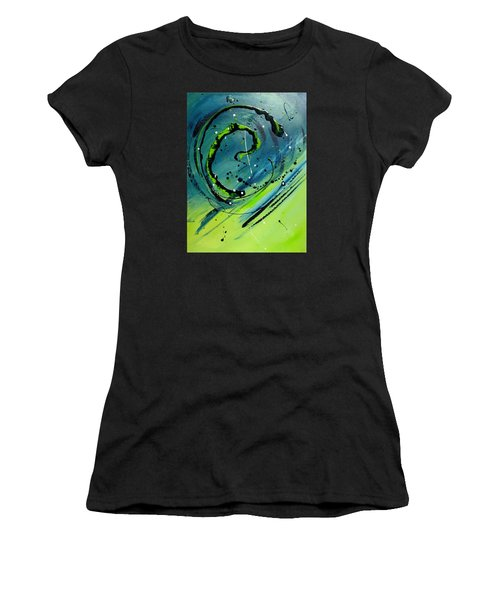 Rolling Down The River Women's T-Shirt (Athletic Fit)