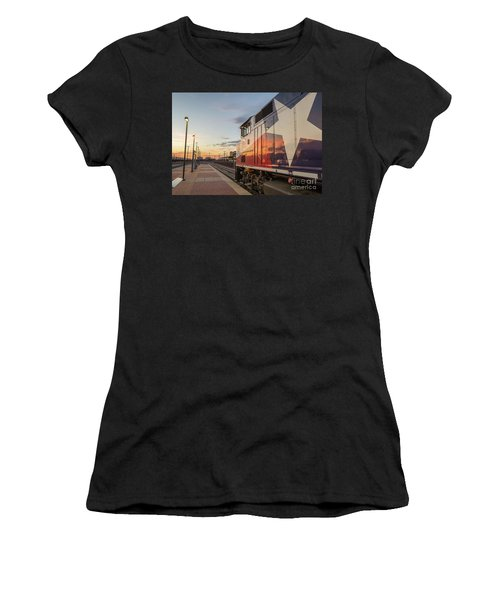 Rolling Into The Sunset Women's T-Shirt