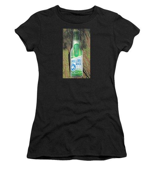 Rolling Rock Beer Women's T-Shirt