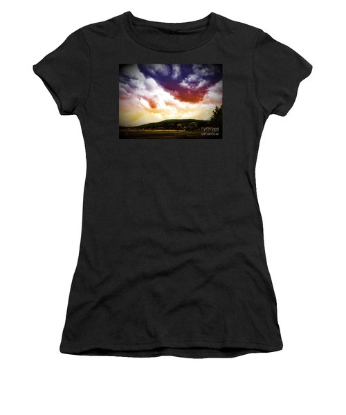 Rolling Thunder Women's T-Shirt (Athletic Fit)