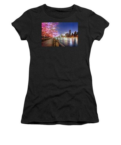 Romantic Blooms Women's T-Shirt