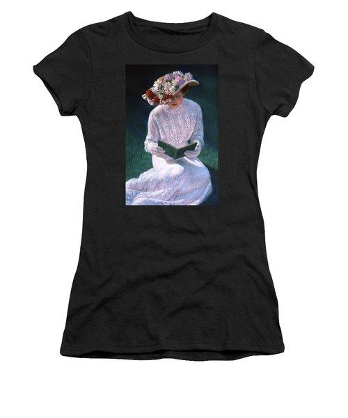 Romantic Novel Women's T-Shirt (Athletic Fit)