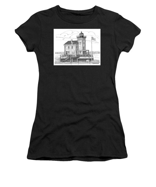 Rondout Lighthouse Women's T-Shirt
