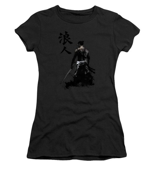 Ronin Women's T-Shirt (Athletic Fit)