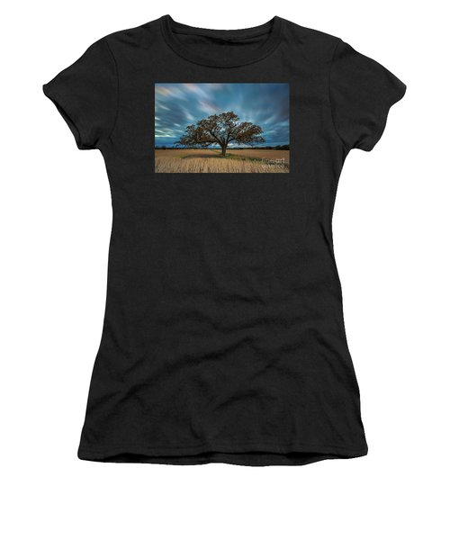 Rooted Waukesha Women's T-Shirt (Athletic Fit)