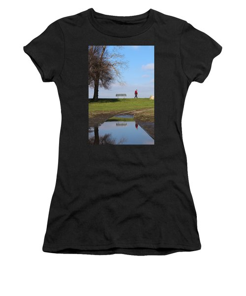 Roots Women's T-Shirt (Athletic Fit)