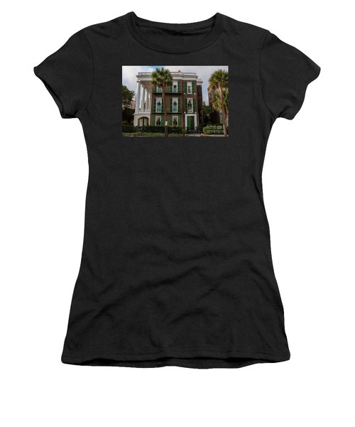 Roper Mansion In December Women's T-Shirt