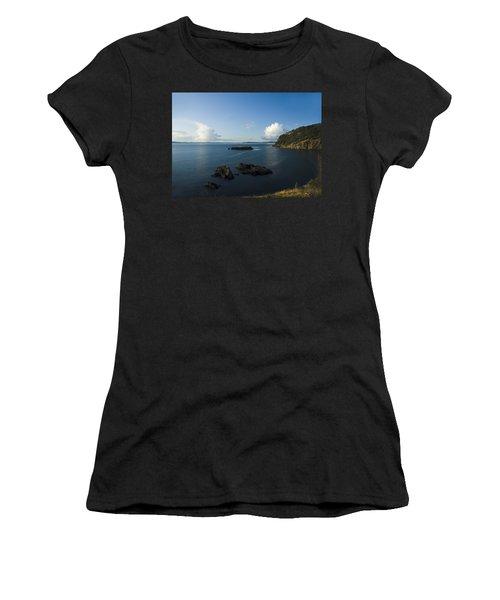 Rosario Strait Near Anacortes Women's T-Shirt