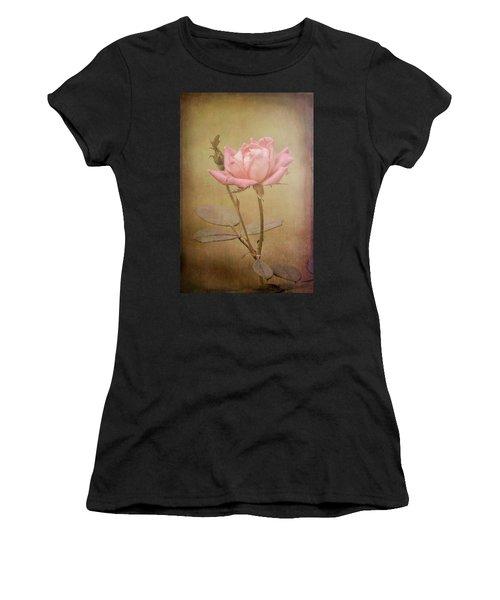 Rose 2 Women's T-Shirt (Athletic Fit)