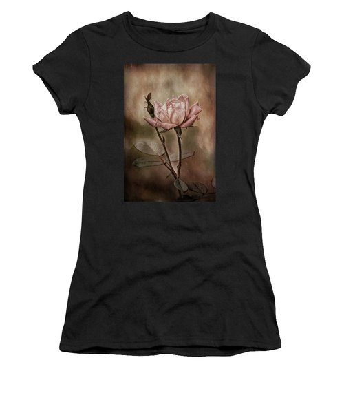 Rose 3 Women's T-Shirt (Athletic Fit)