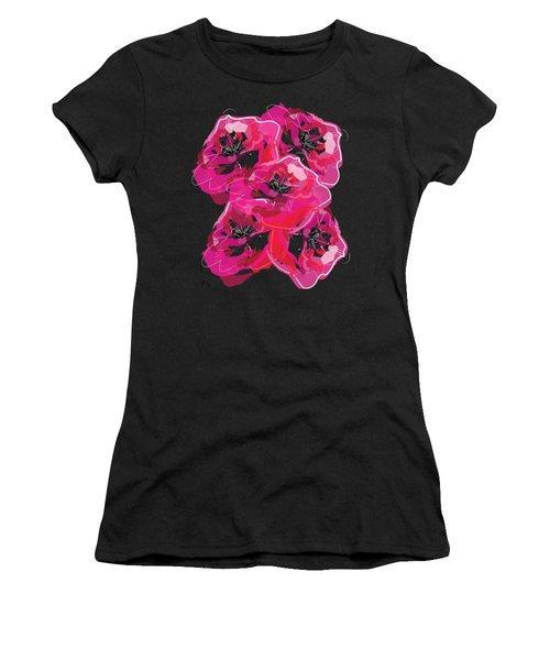 Rose Abundance Women's T-Shirt