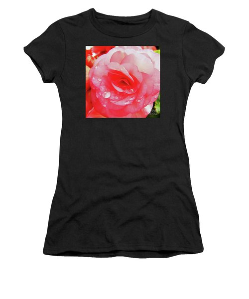 Rose After The Rain Women's T-Shirt