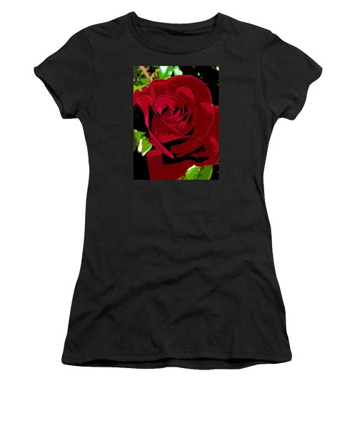 Rose Bloom Women's T-Shirt