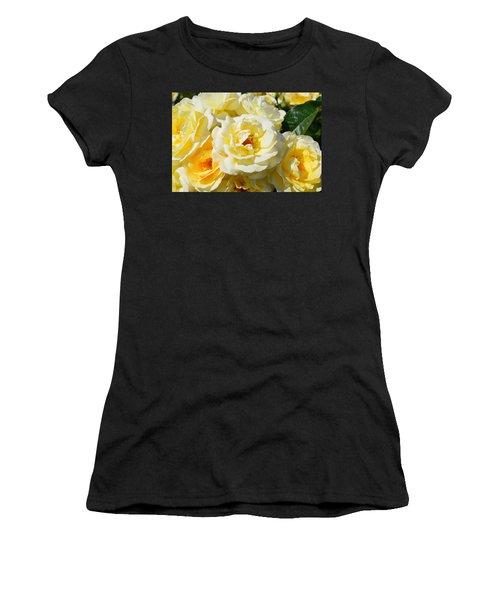 Rose Bush Women's T-Shirt