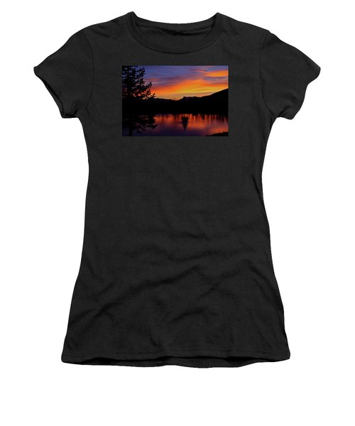 Rose Canyon Morning Women's T-Shirt (Athletic Fit)