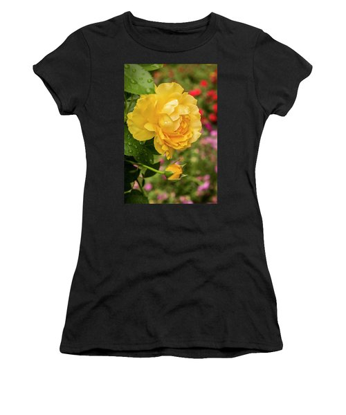 Rose, Julia Child Women's T-Shirt