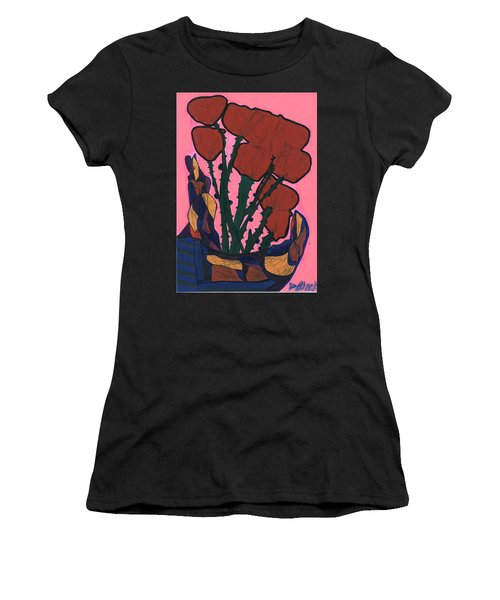 Rosebed Women's T-Shirt (Athletic Fit)