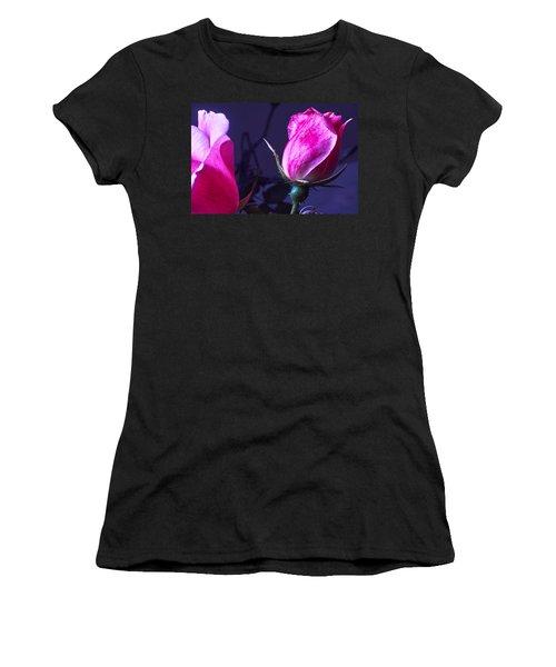 Rosebud Women's T-Shirt