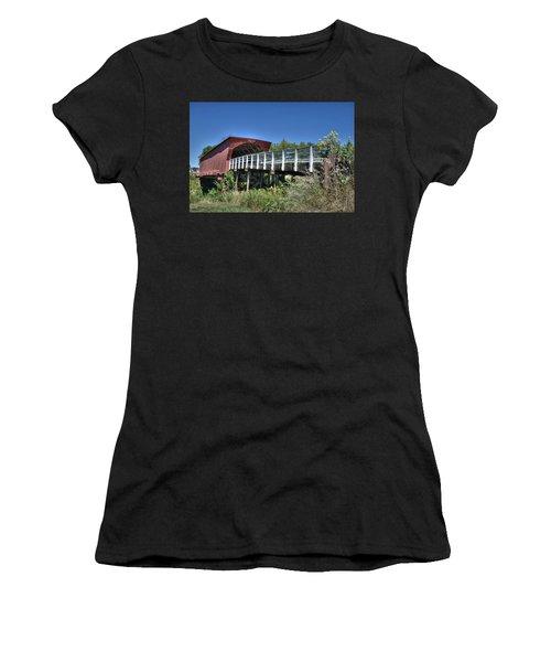Roseman Bridge No. 5 Women's T-Shirt (Athletic Fit)
