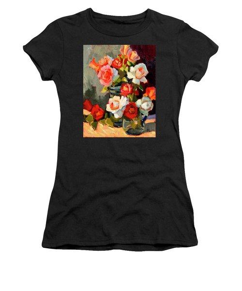 Roses From My Garden Women's T-Shirt