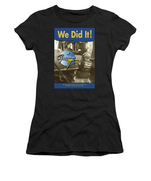 Rosie The Riveter Women's T-Shirt (Athletic Fit)