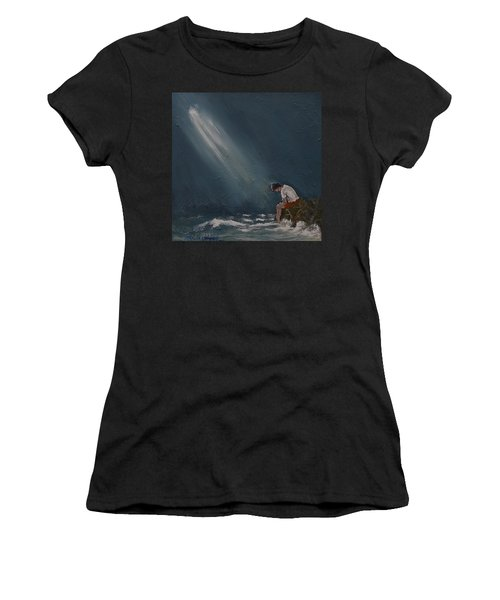 Rough Day Women's T-Shirt (Athletic Fit)