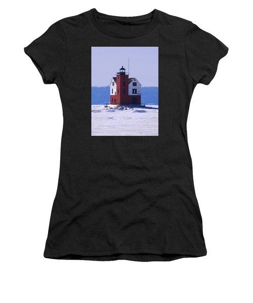 Round Island 2 Women's T-Shirt