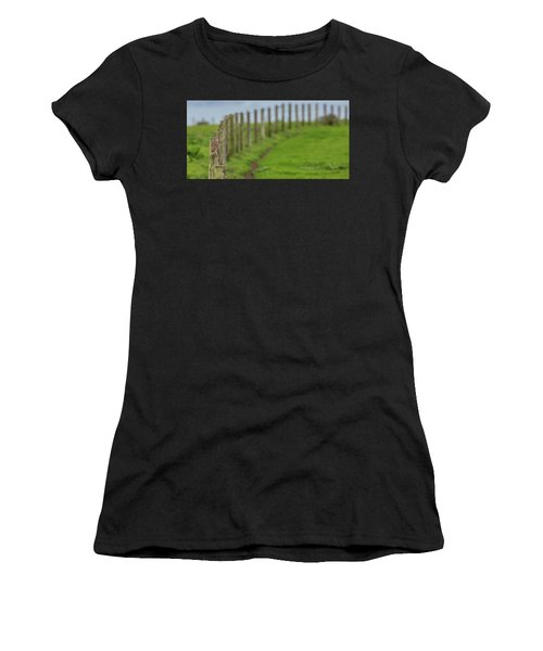 Row View  Women's T-Shirt