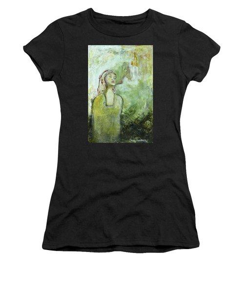 Royal Dreams Women's T-Shirt (Athletic Fit)