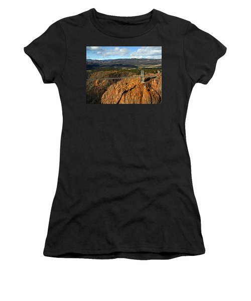 Royal Gorge Women's T-Shirt (Athletic Fit)