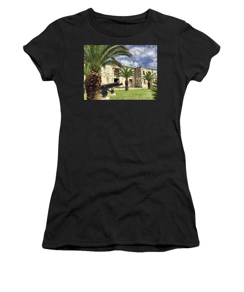 Royal Naval Dockyard Fort Women's T-Shirt