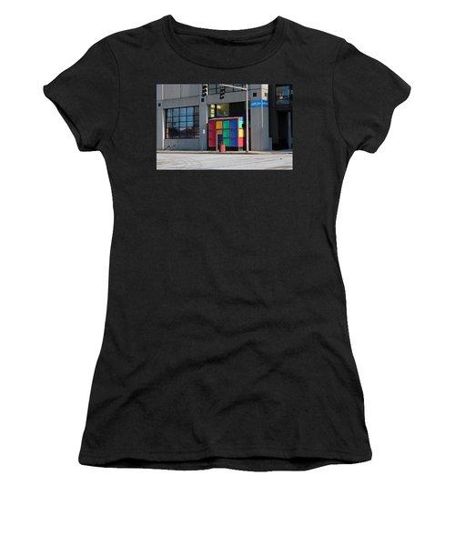 Rubik Shelter Women's T-Shirt