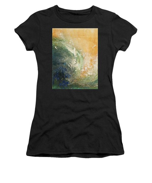 Rugged Coast Aerial View Women's T-Shirt