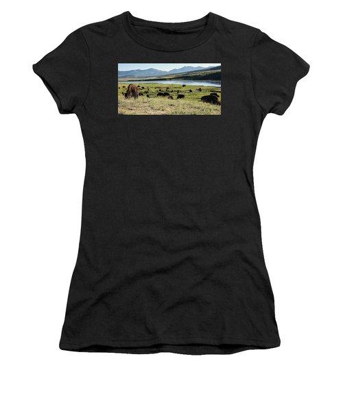 Rumble Women's T-Shirt (Athletic Fit)