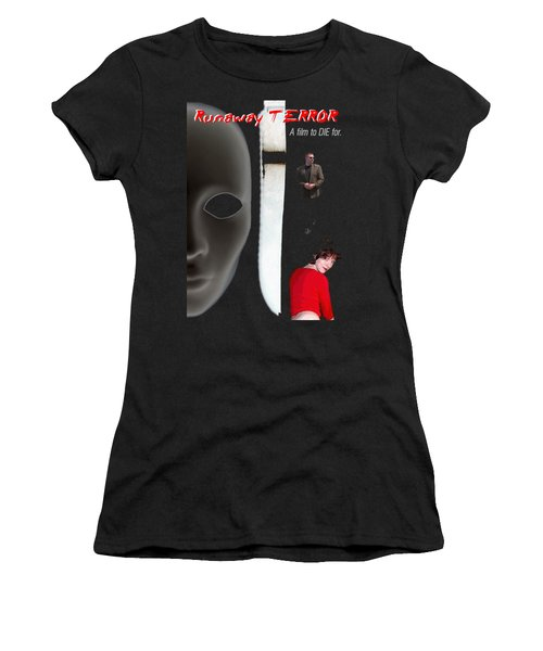 Runaway Terror 5 Women's T-Shirt (Athletic Fit)