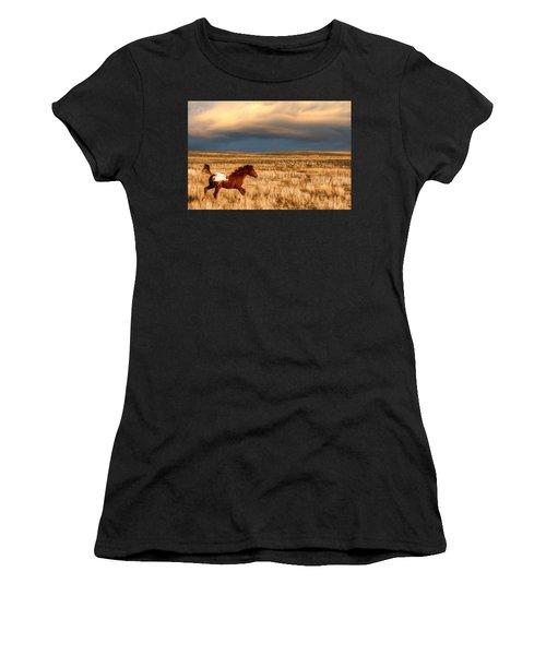 Running Free Women's T-Shirt