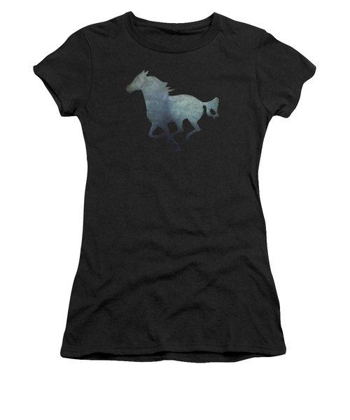 Running Horse Women's T-Shirt