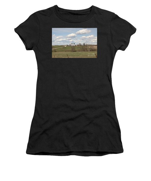 Rural Randolph County Women's T-Shirt (Athletic Fit)