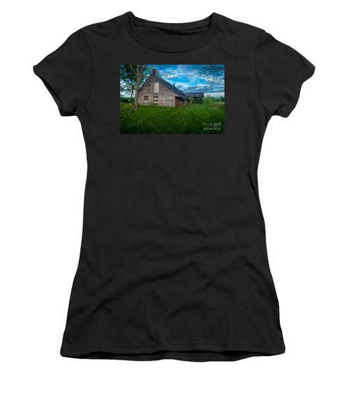 Rural Slaughterhouse Women's T-Shirt (Athletic Fit)