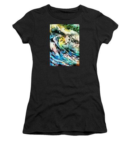 Rush Women's T-Shirt (Athletic Fit)