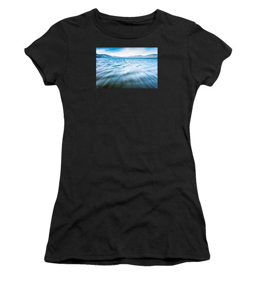 Rushing Away Women's T-Shirt