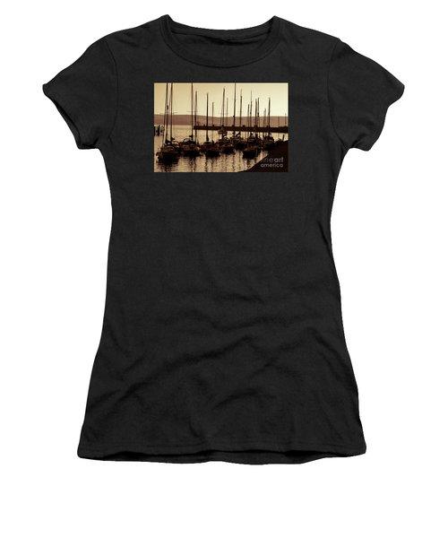 Russet Harbour Women's T-Shirt (Athletic Fit)