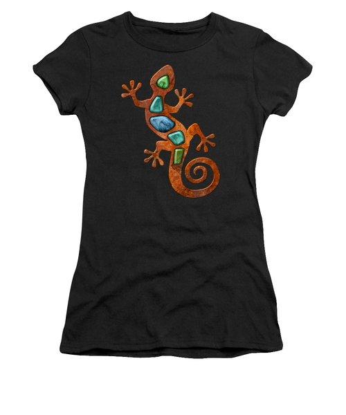 Rust Lizard Shirt Women's T-Shirt
