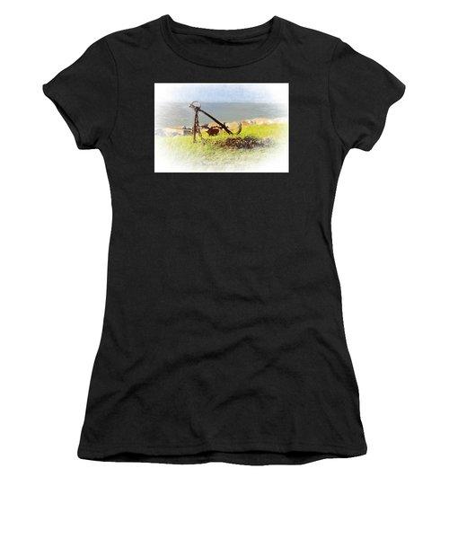 Rusty Anchor Women's T-Shirt
