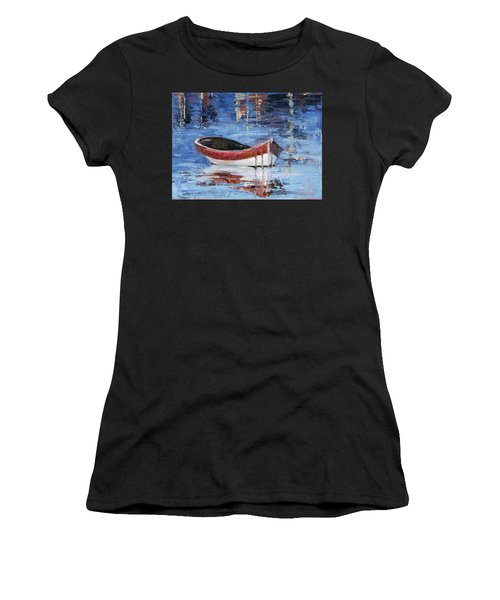 Rusty Brown Blues Women's T-Shirt