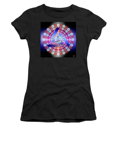 Sacred Geometry 646 Women's T-Shirt