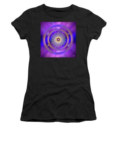 Sacred Geometry 658 Women's T-Shirt